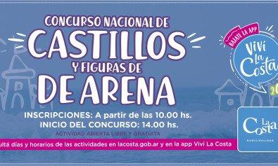 Comienza la 4ª edición del Concurso Nacional de Castillos y Figuras de Arena